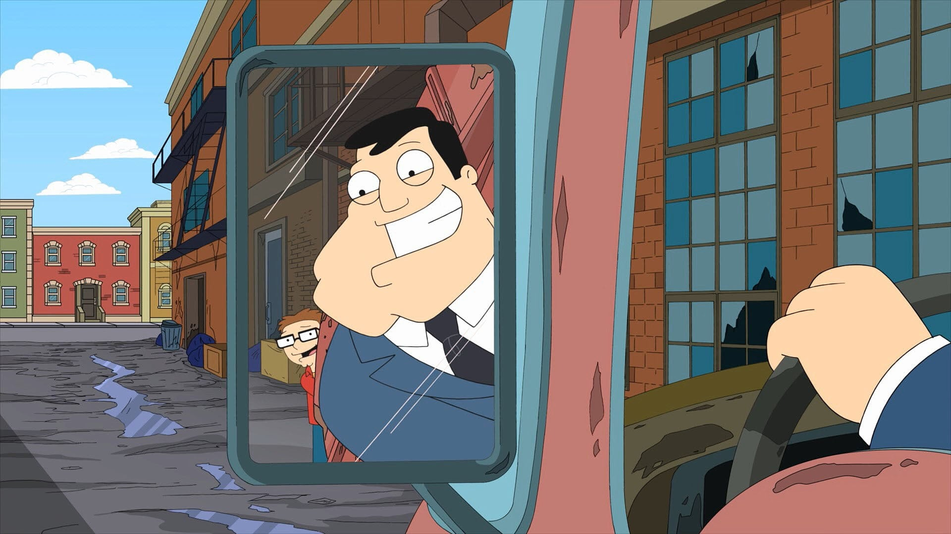 American Dad! Season 14 :Episode 20  Garbage Stan