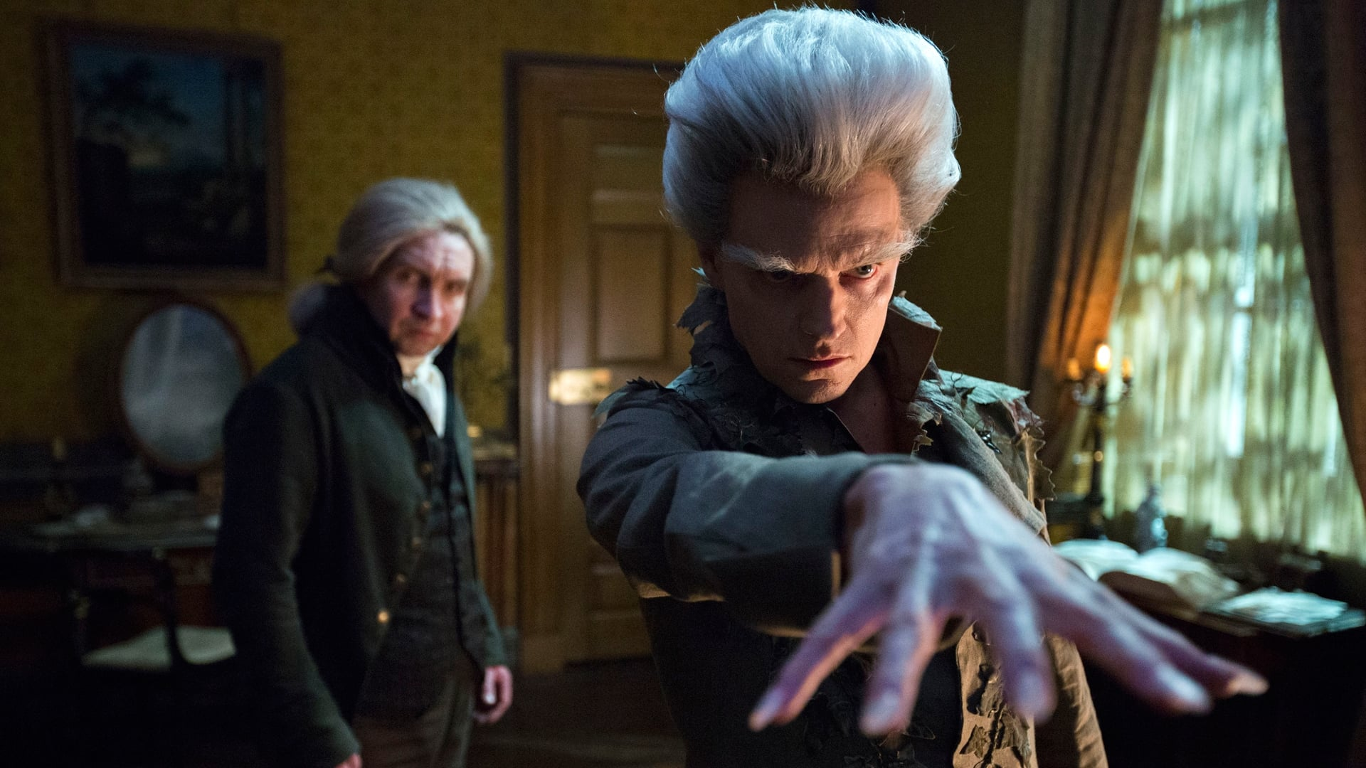 Jonathan Strange & Mr Norrell Season 1 :Episode 1  The Friends of English Magic