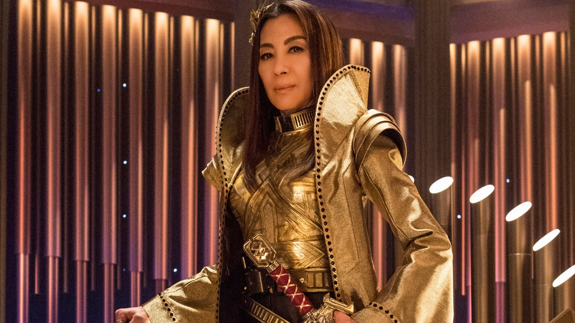 Star Trek: Discovery Season 1 :Episode 12  Vaulting Ambition