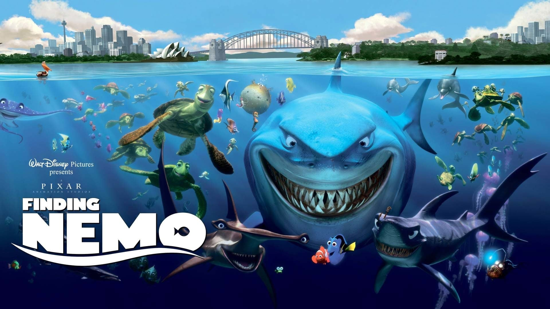 Finding Nemo (2003) 123 Movies Online