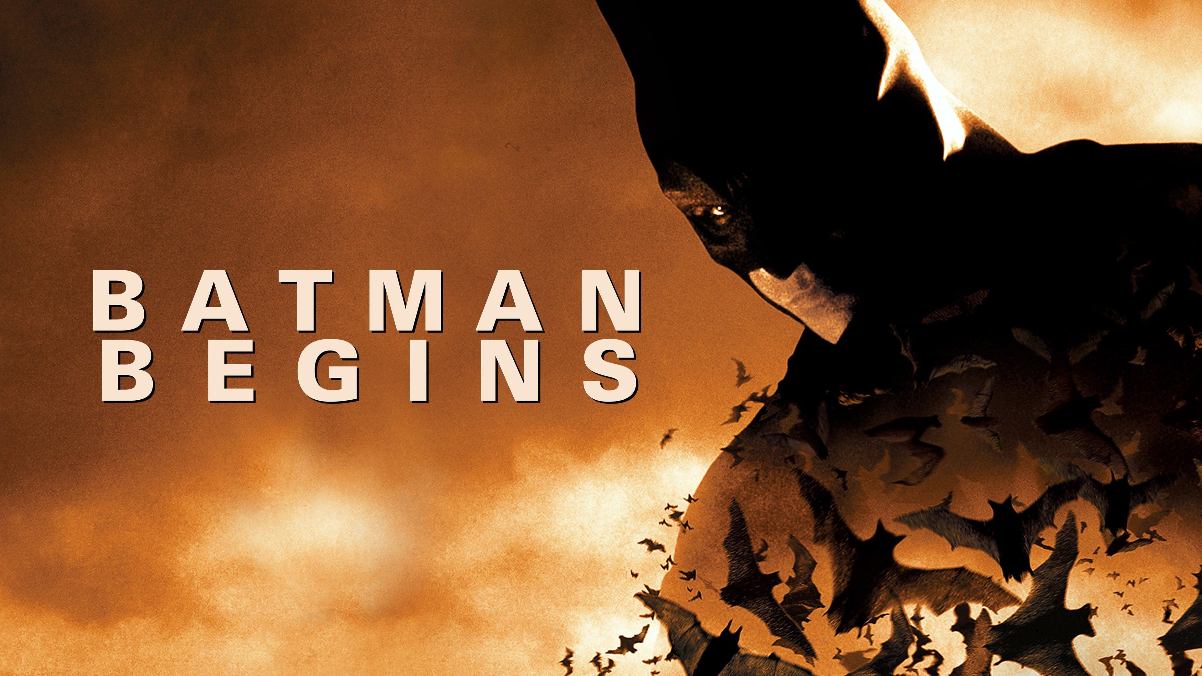 Батман в началото