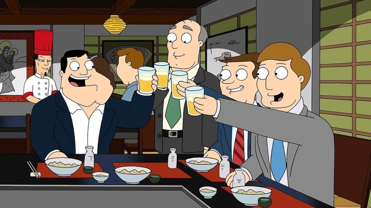 American Dad! - Season 5 Episode 20 : Stan's Night Out
