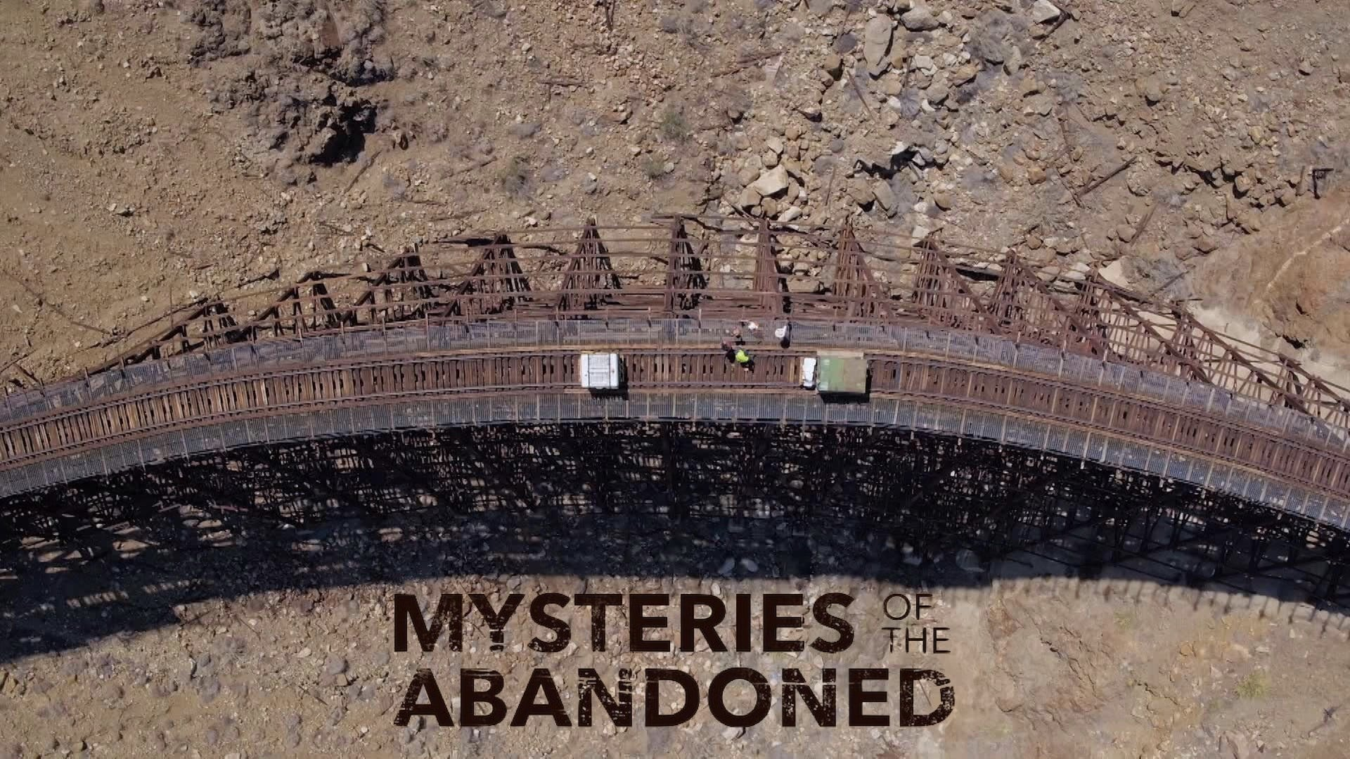 Mysteries of the Abandoned (TV Series 2019) Season 3