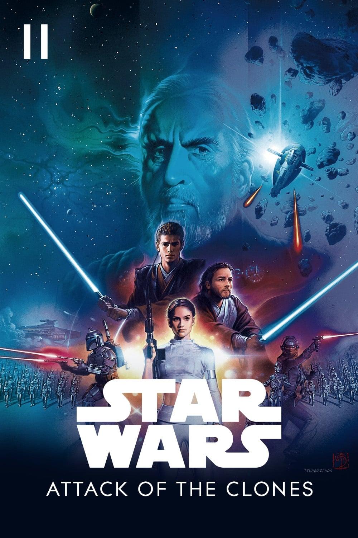 Star Wars: Episode II – Attack of the Clones (2002 ...