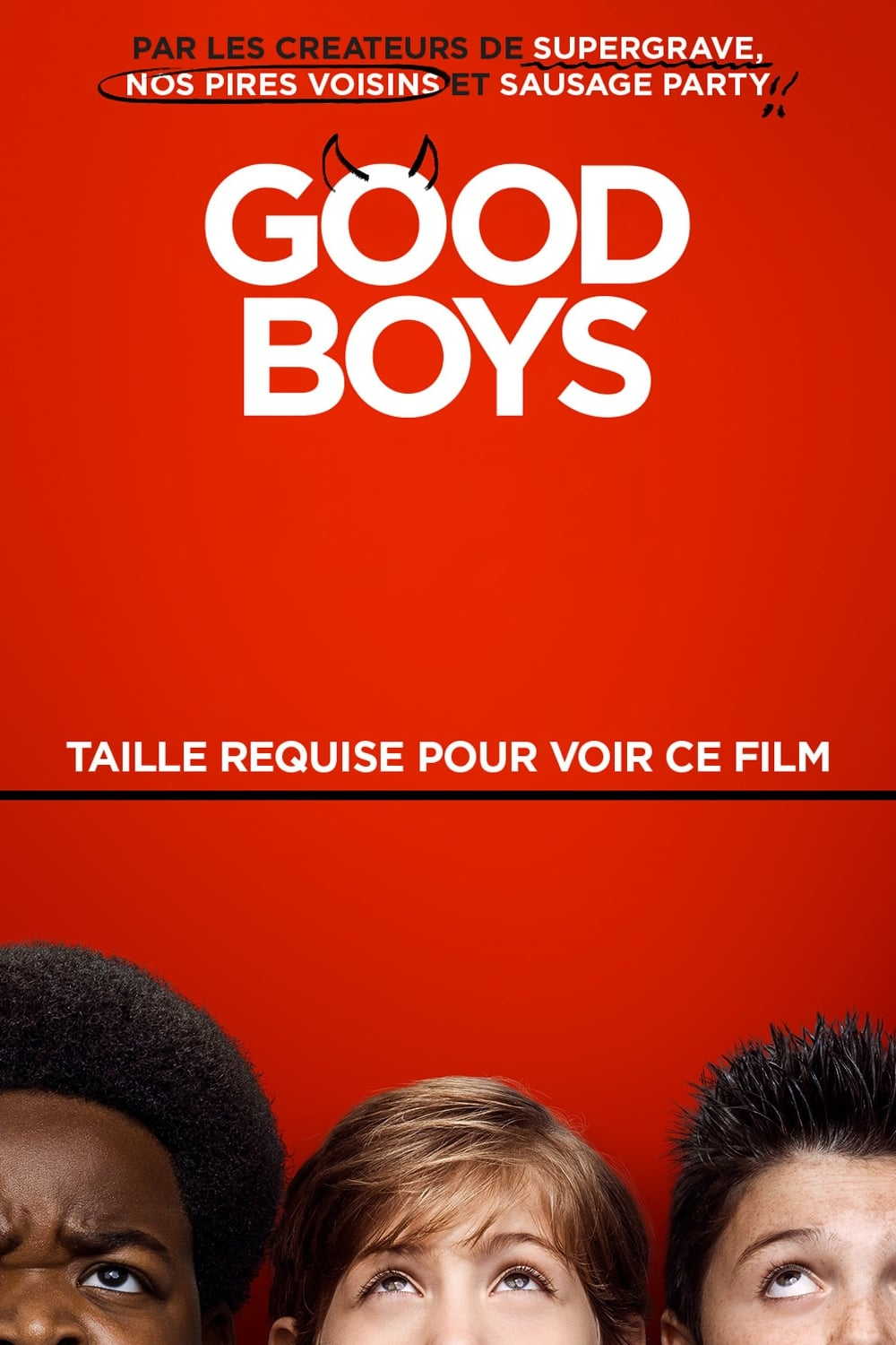 Good Boys streaming sur libertyvf