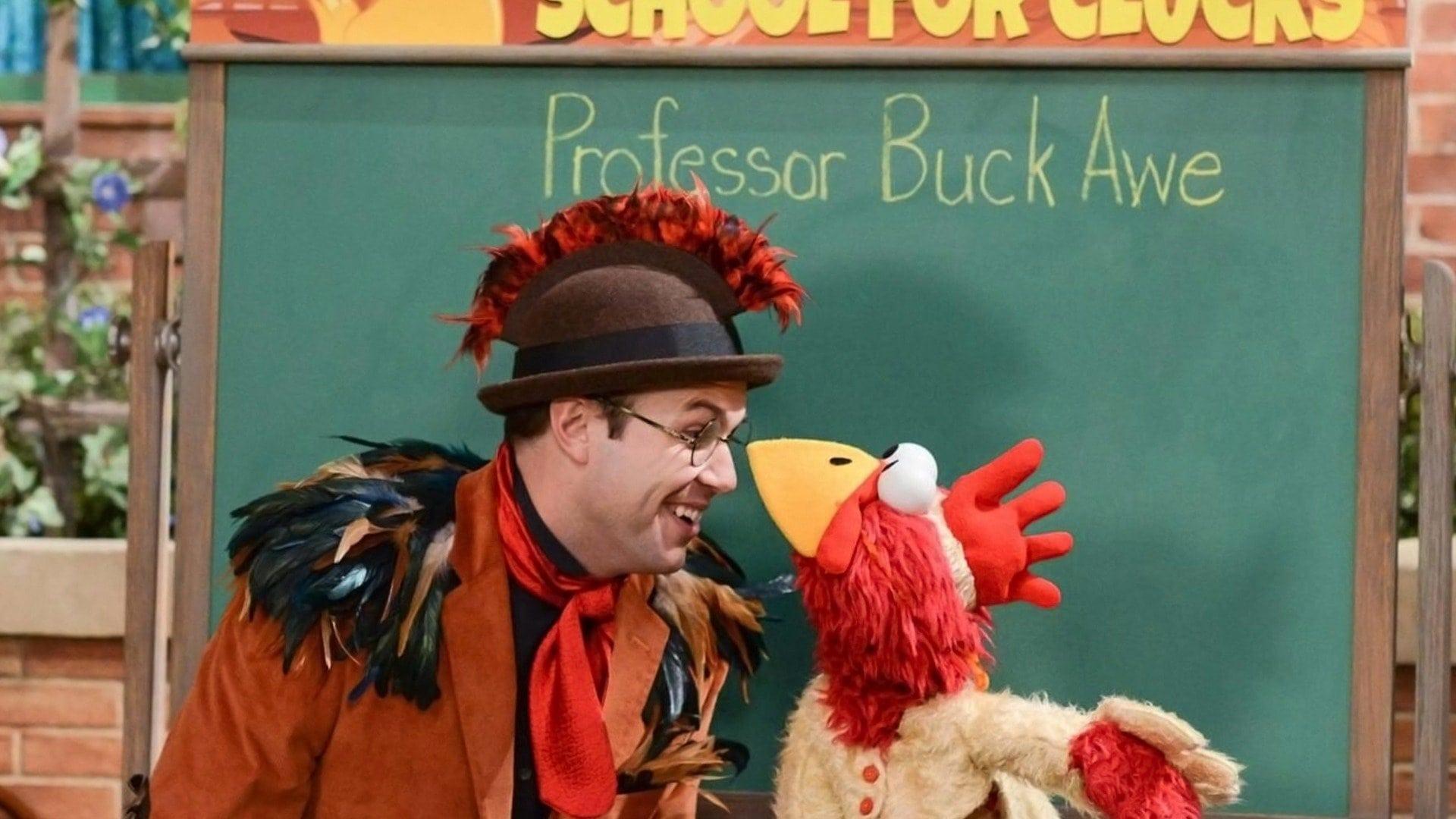 Sesame Street Season 45 :Episode 1  School for Chickens