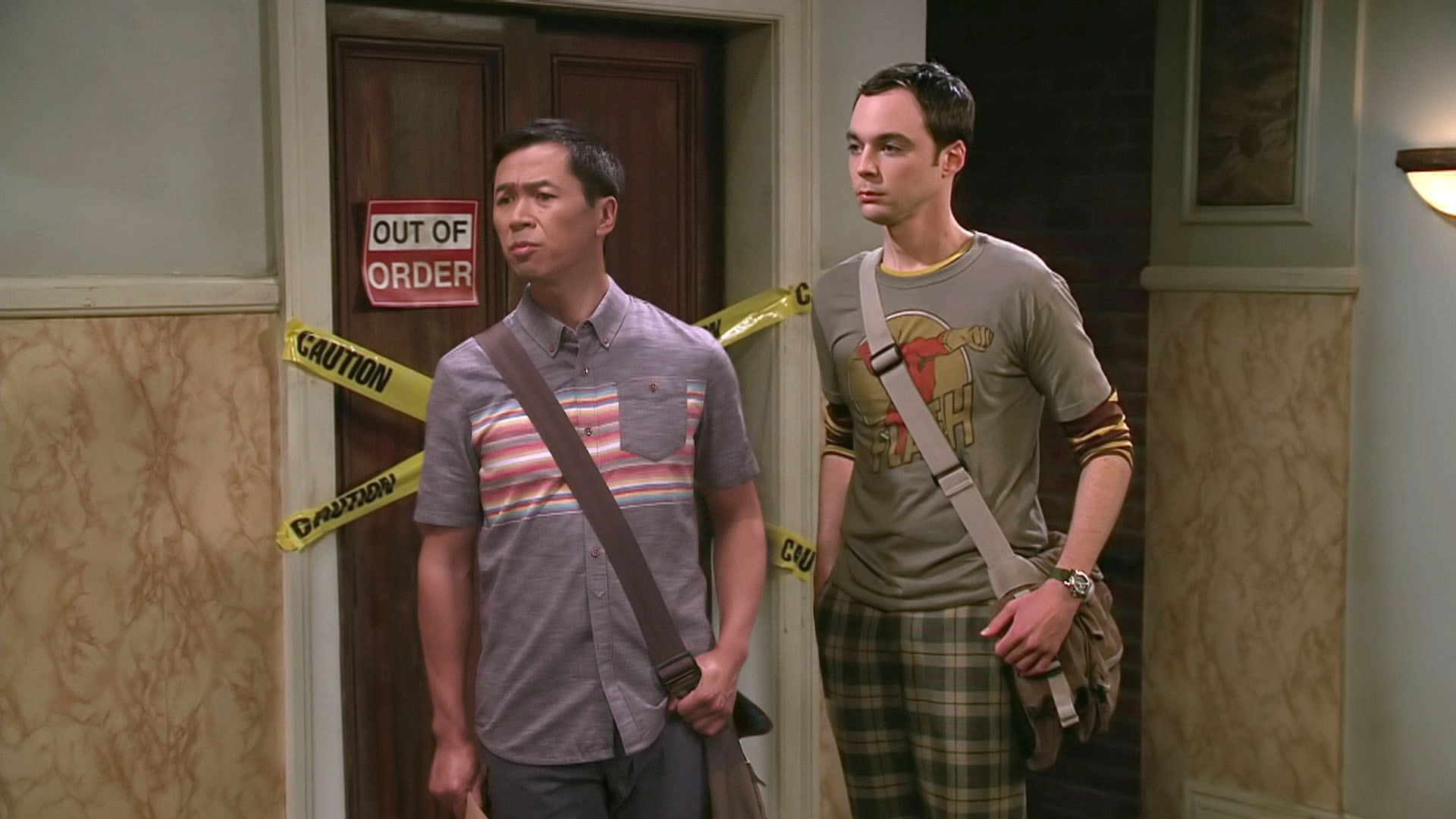 The Big Bang Theory Season 12 :Episode 4  The Tam Turbulence