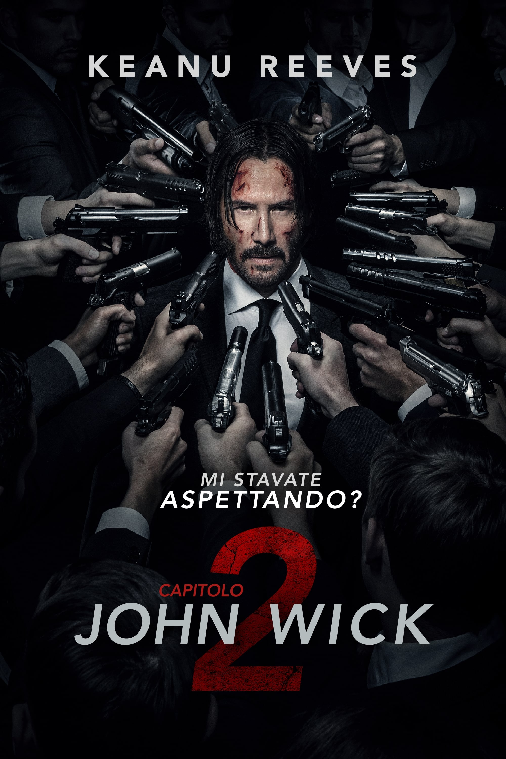 John Wick in streaming