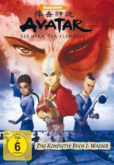 Avatar - Der Herr der Elemente Season 1