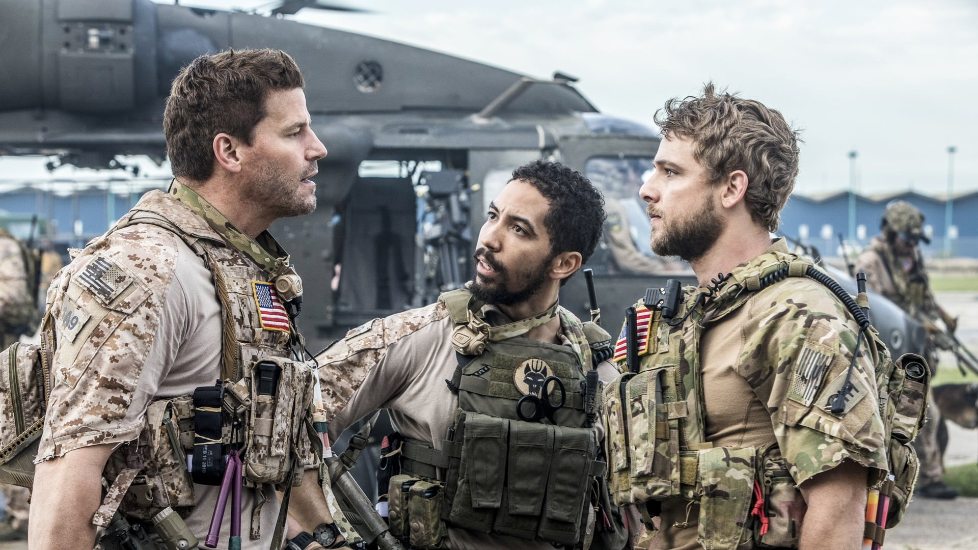 SEAL Team Season 1 :Episode 1  Tip of the Spear