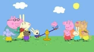 Peppa Pig Season 2 :Episode 5  George's Friend
