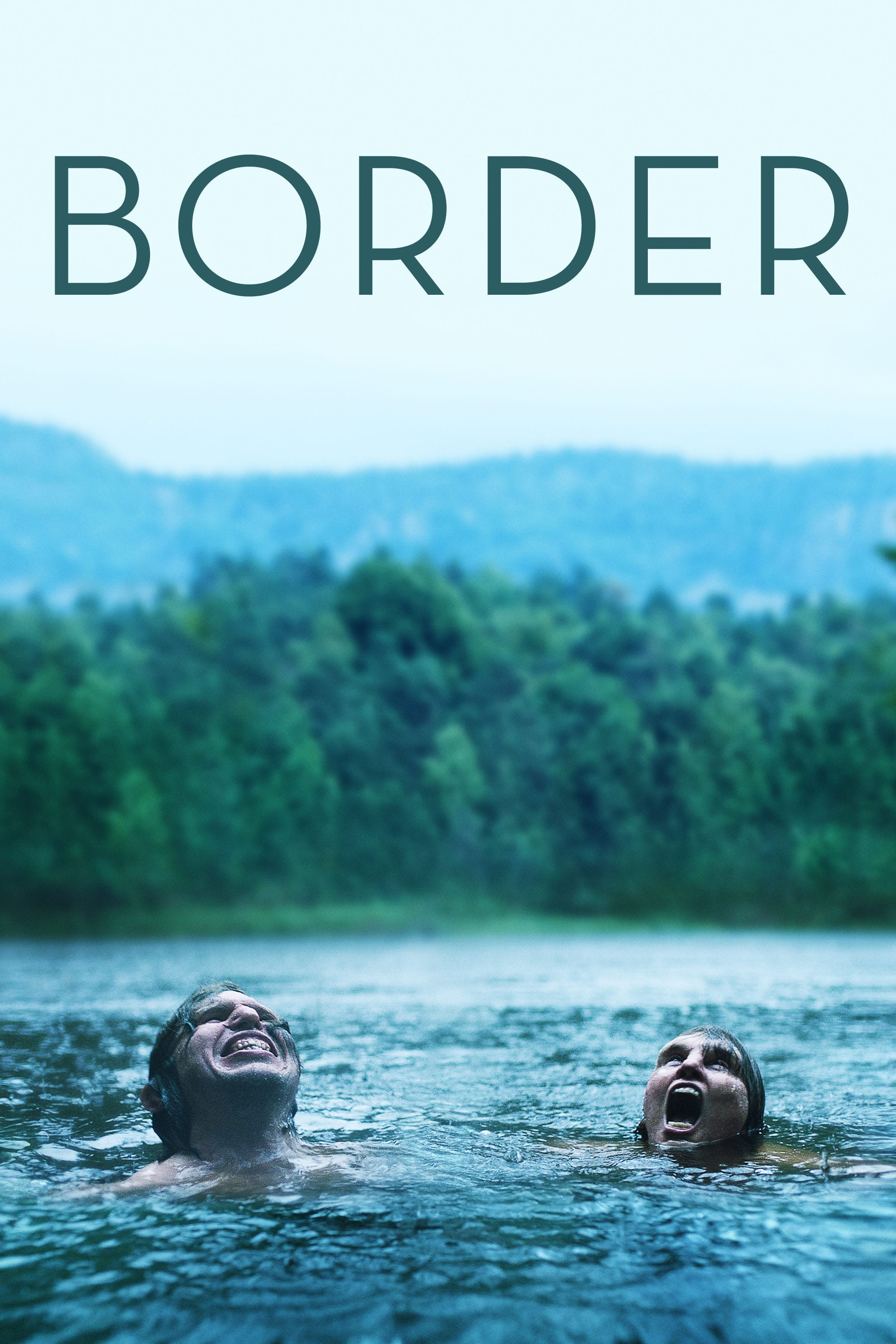 Poster and image movie Film Border - Border 2018