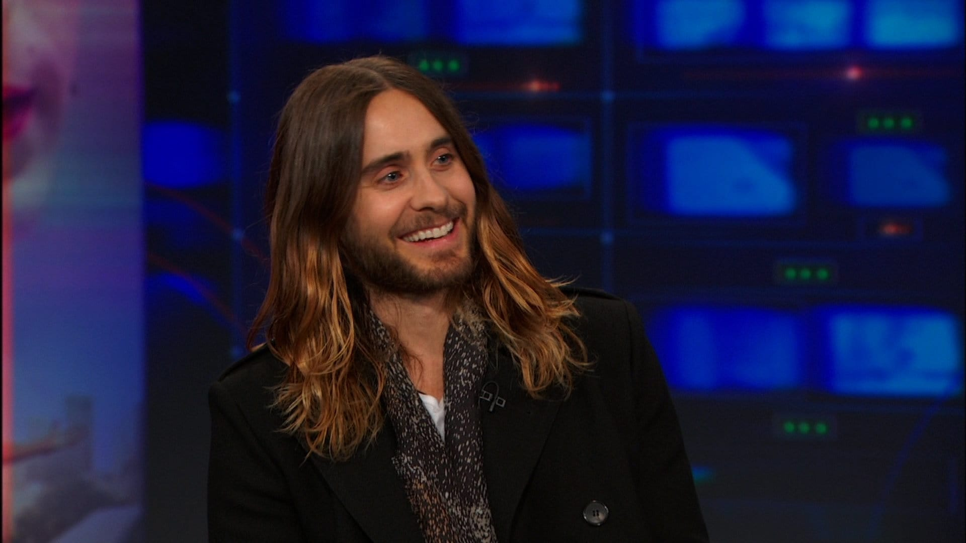 The Daily Show with Trevor Noah Season 19 :Episode 30  Jared Leto