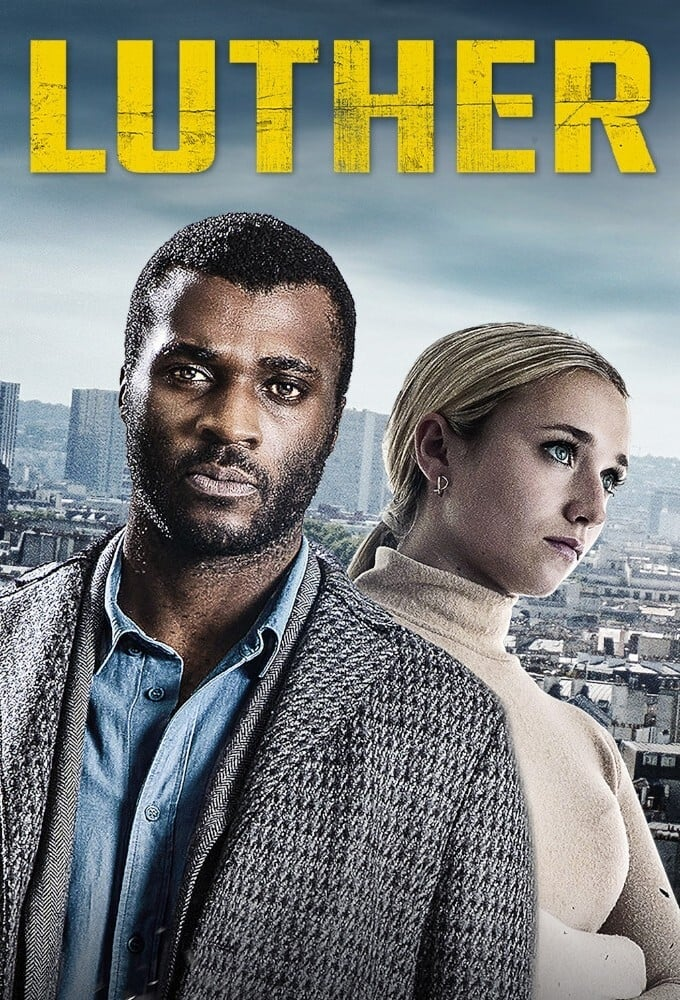 Luther TV Shows About Police