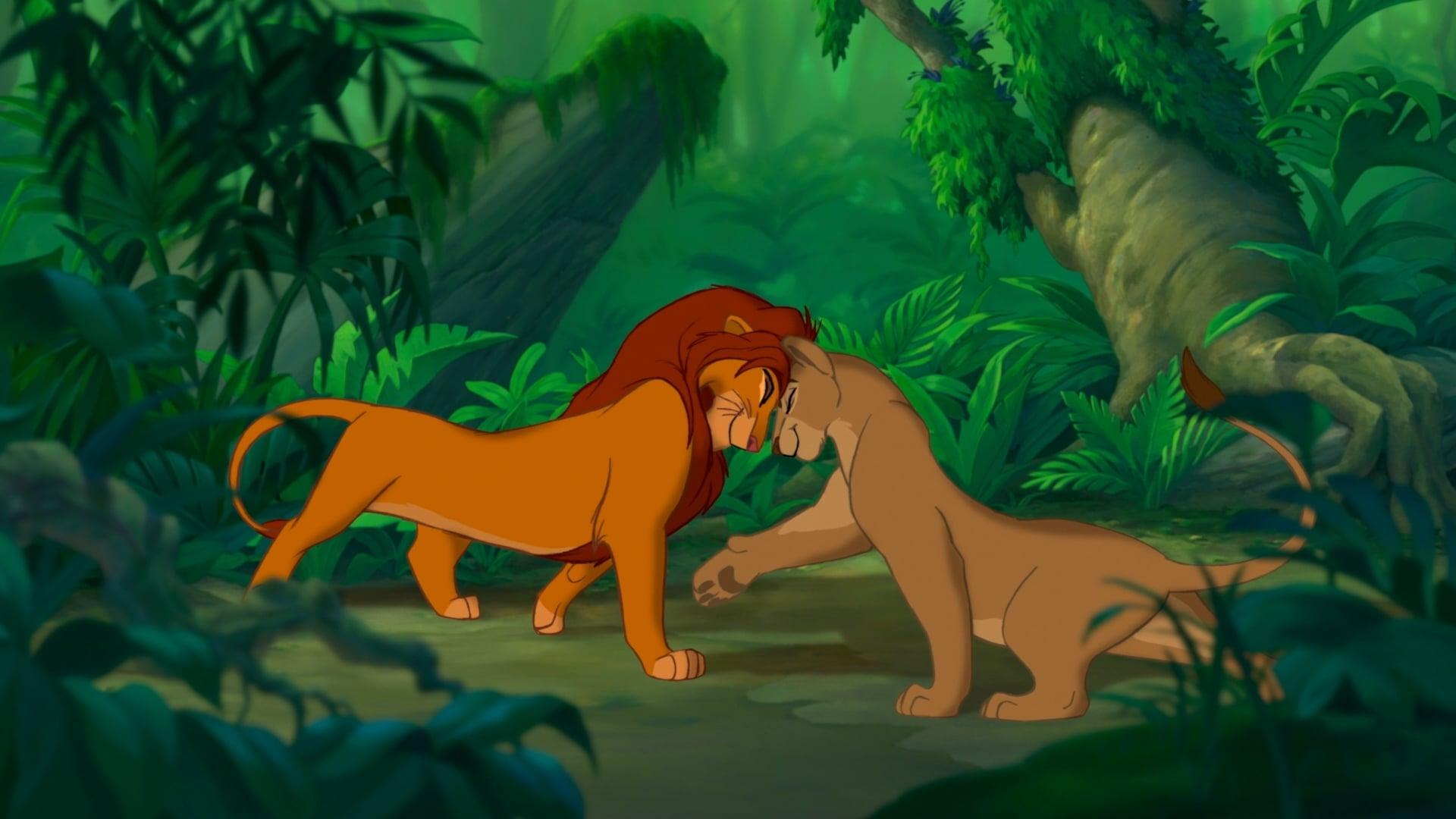 Leví kráľ (1994)