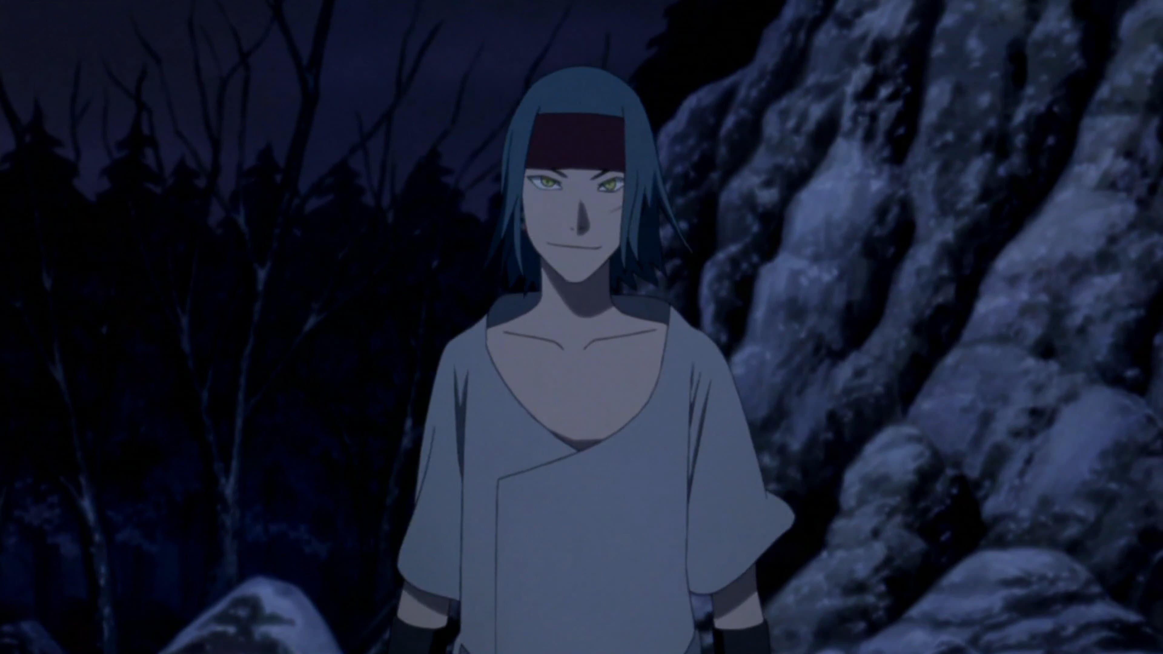Naruto Shippūden Season 20 :Episode 486  Sasuke's Story, Sunrise, Part 3: Fūshin