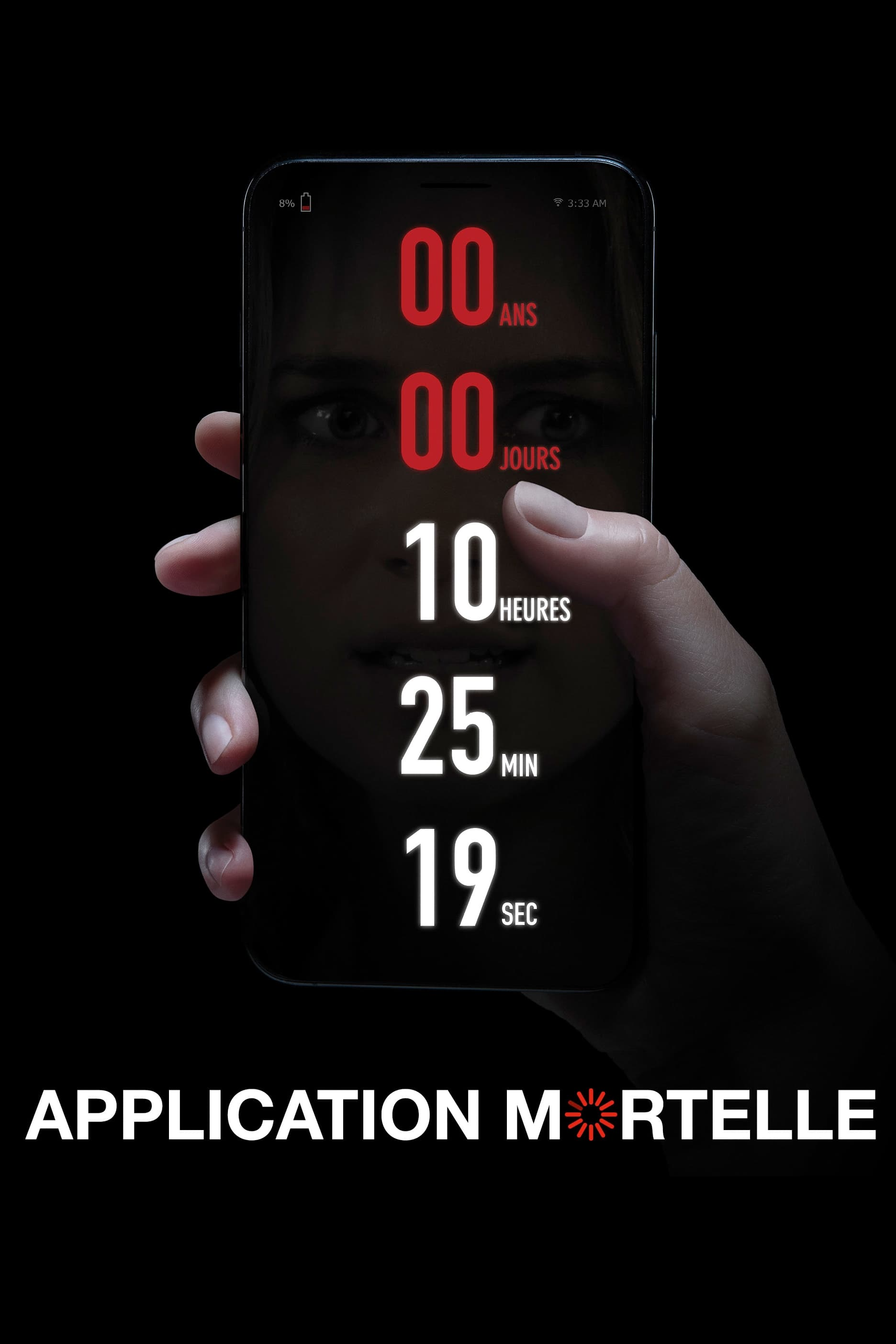 Countdown streaming sur zone telechargement