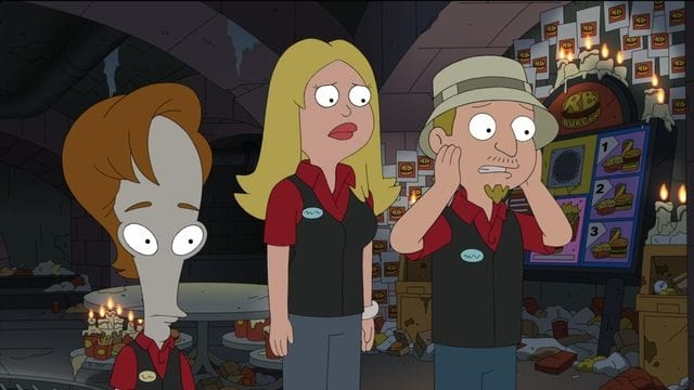American Dad Season 17 :Episode 9  Episode 9