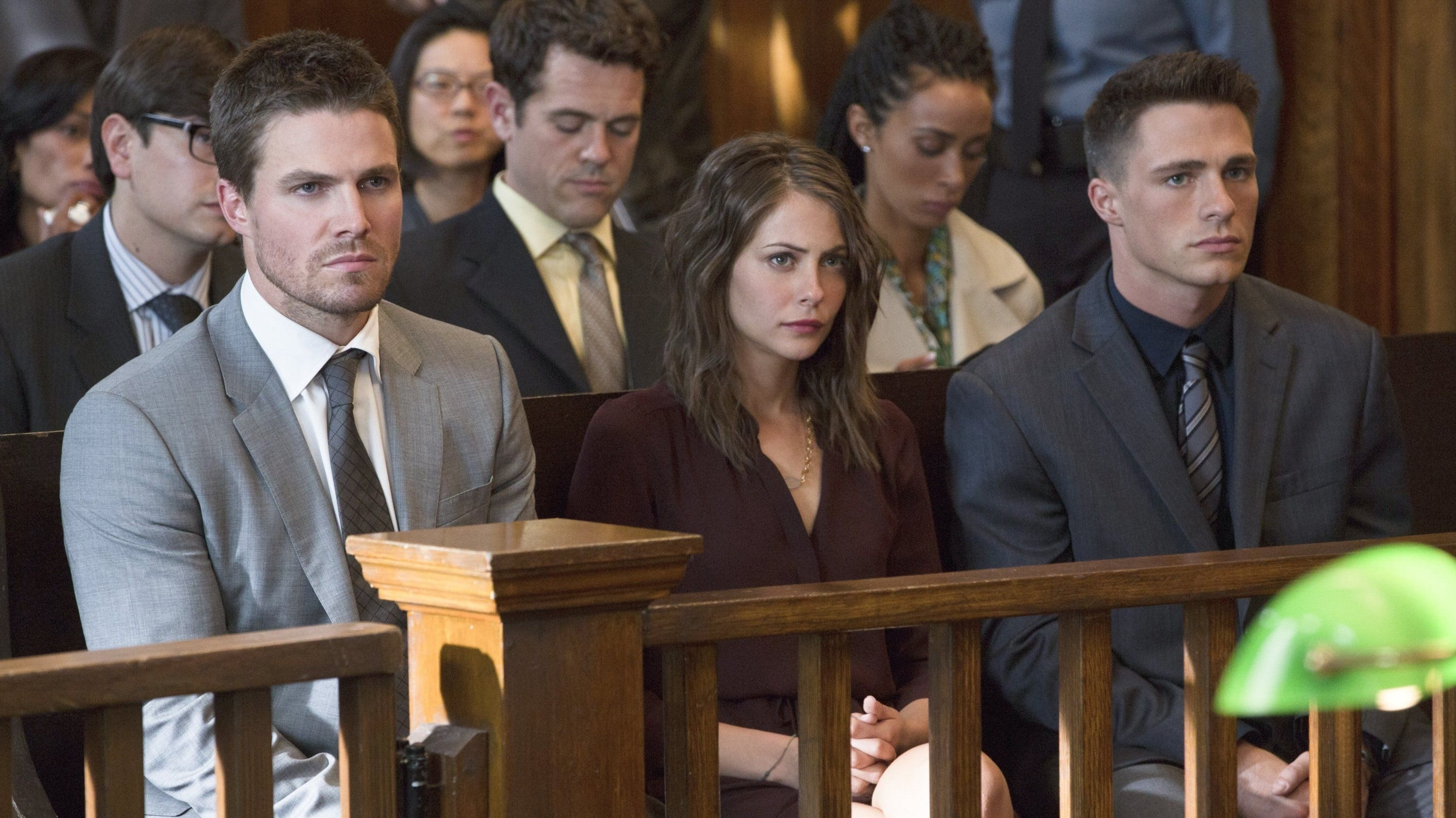 Arrow Season 2 :Episode 7  Der Prozess