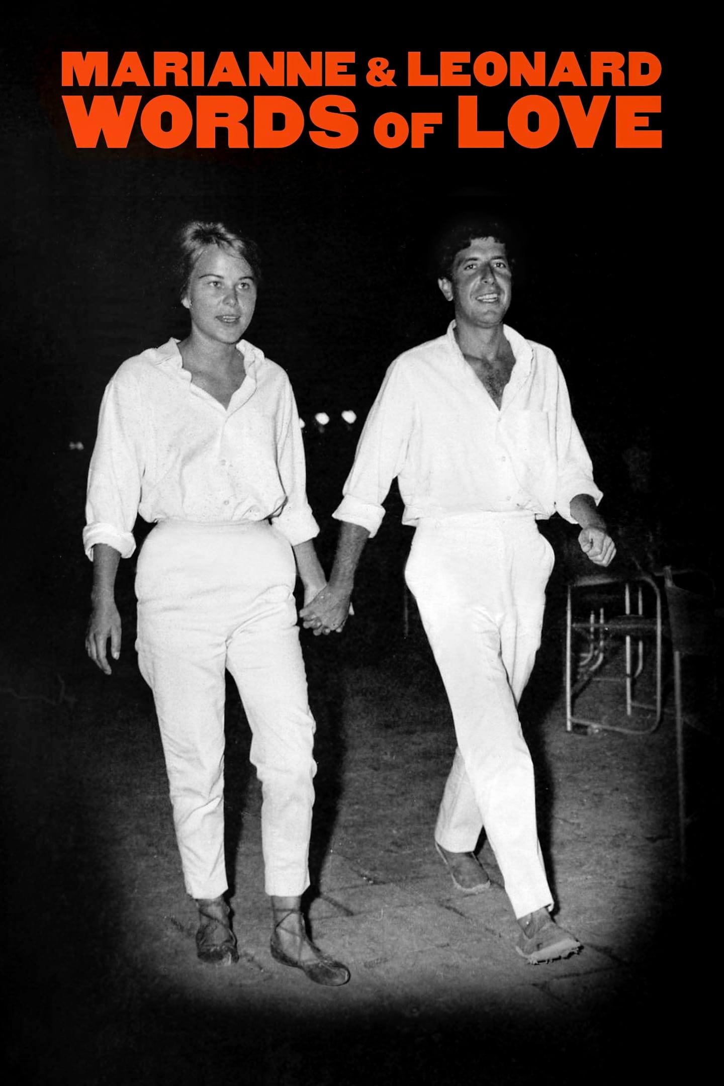 Marianne e Leonard: Palavras de Amor Dublado