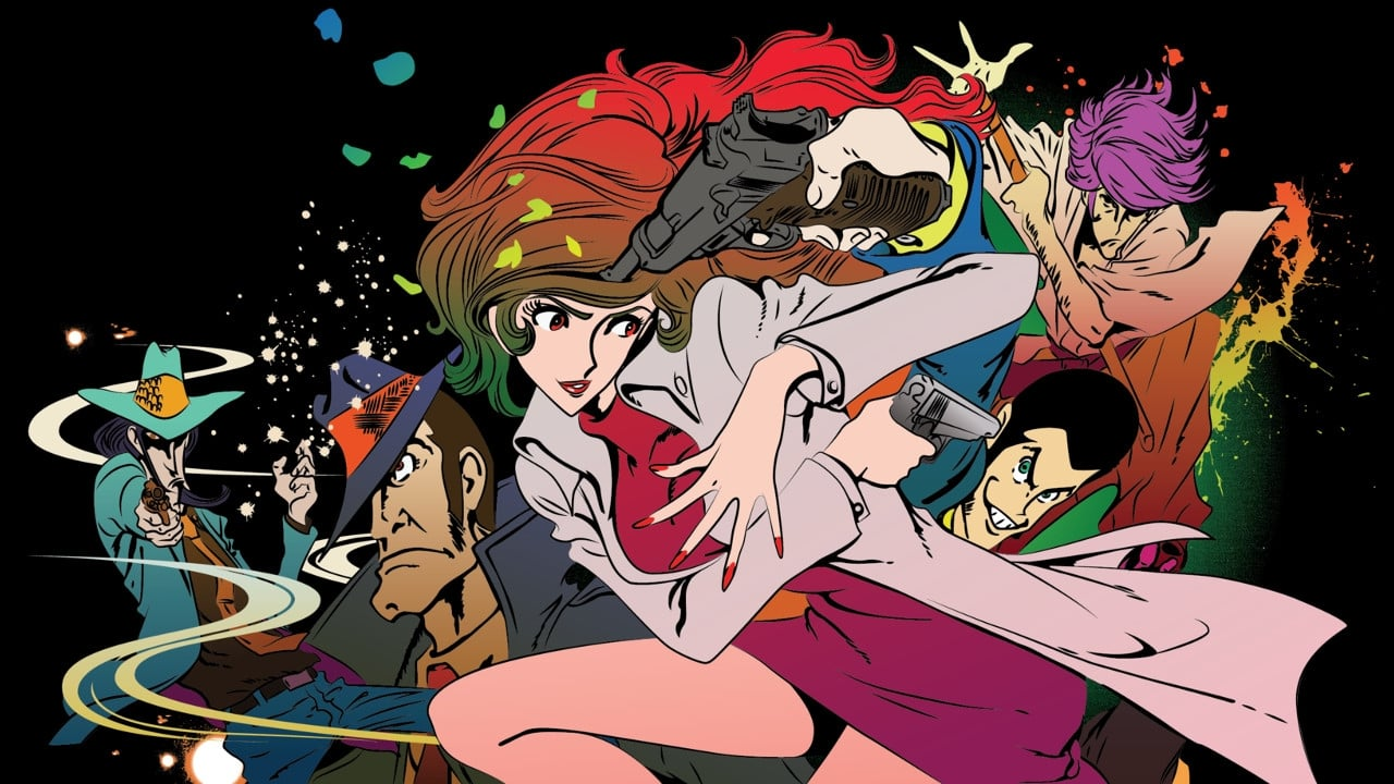 Lupin the Third: The Woman Called Fujiko Mine