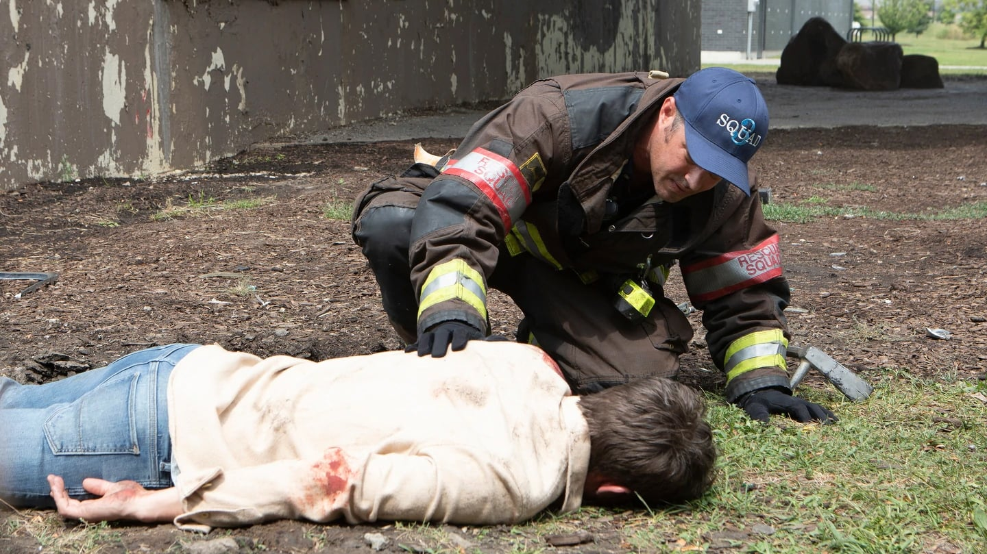Chicago Fire Season 7 :Episode 3  Thirty Percent Sleight of Hand