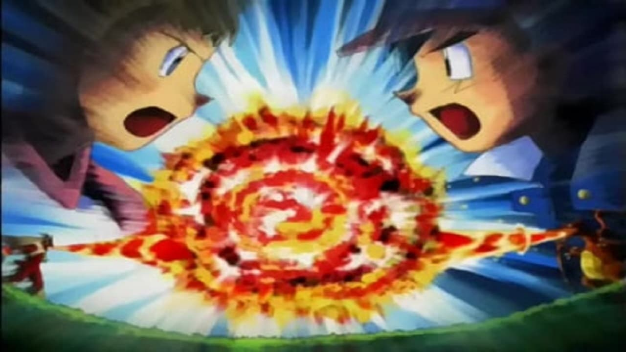 Pokémon Season 5 :Episode 62  Playing with Fire!