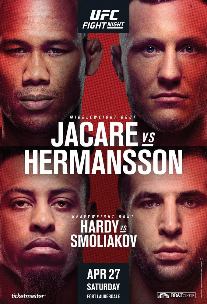 UFC Fight Night 150: Jacaré vs. Hermansson
