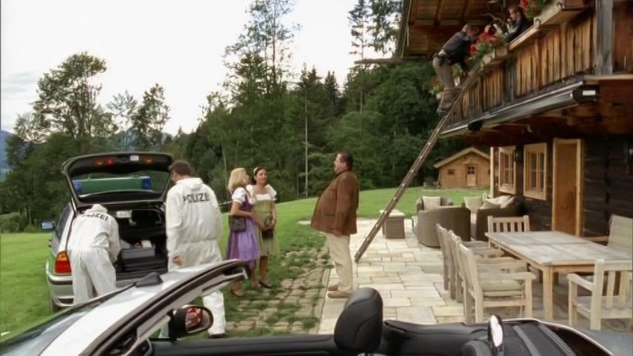 Die Rosenheim-Cops Season 9 :Episode 6  Das Fenster zum Tod