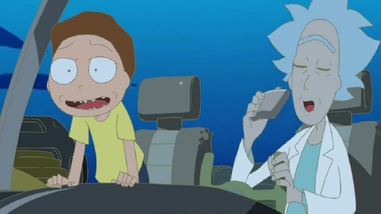 Rick and Morty Season 0 :Episode 22  Summer Meets God (Rick Meets Evil)