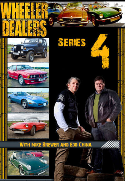 Wheeler Dealers Season 4