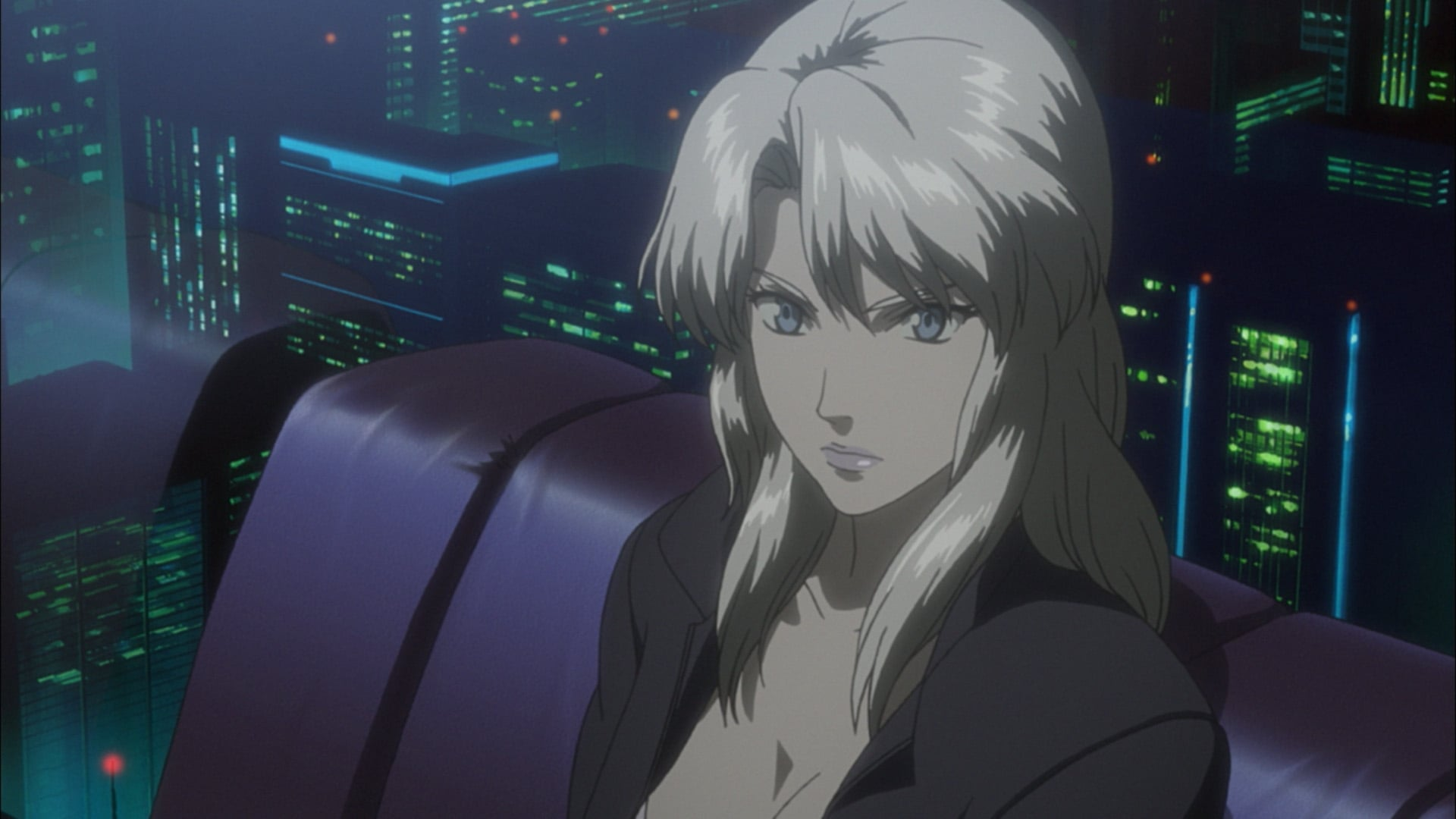 Ghost In The Shell Solid State Society Stream