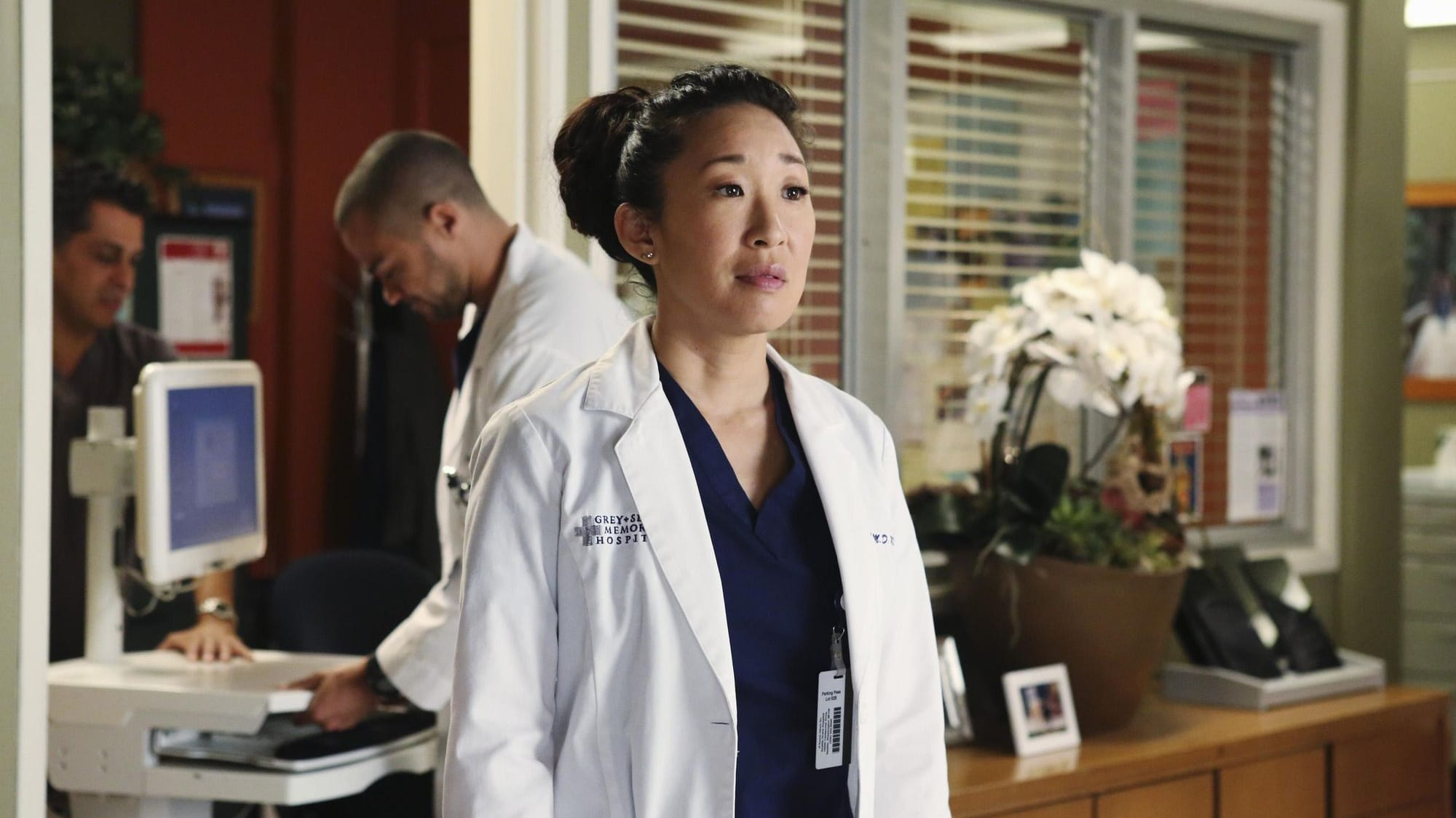 Grey's Anatomy Season 10 :Episode 17  Do You Know?
