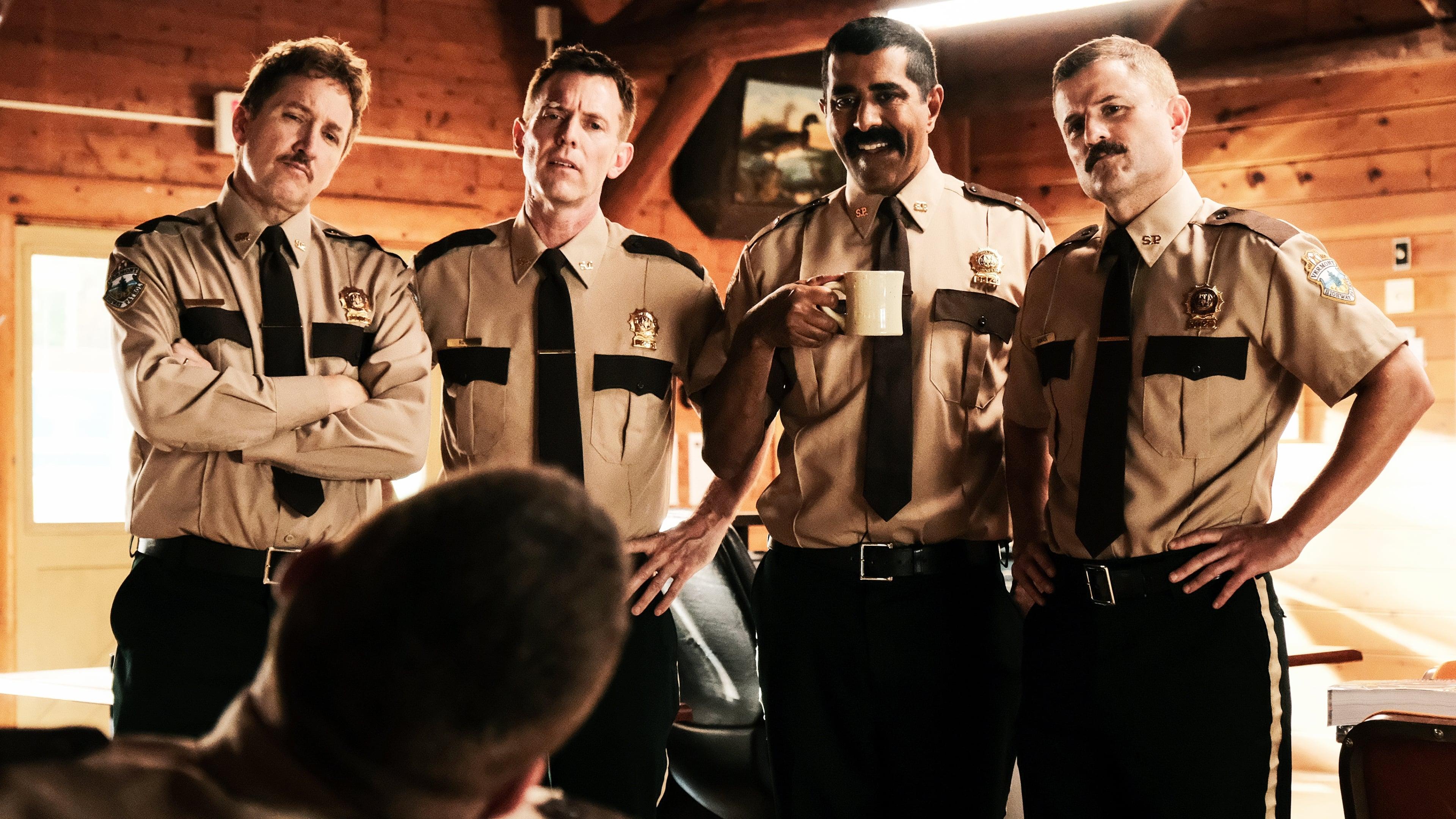 Šauniausi policininkai 2