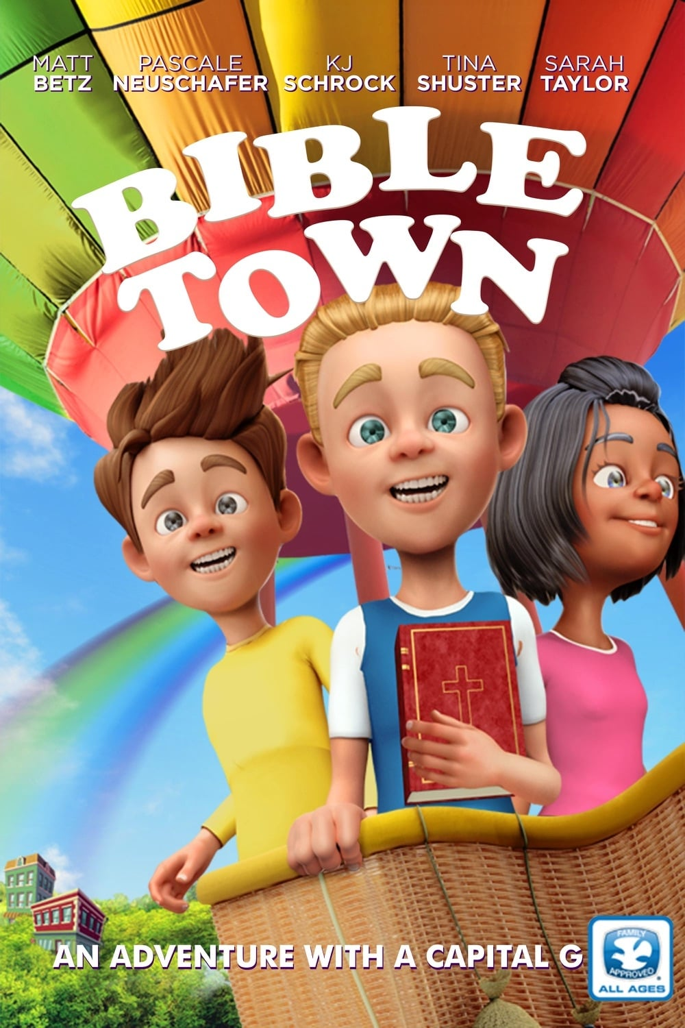 Bible Town on FREECABLE TV