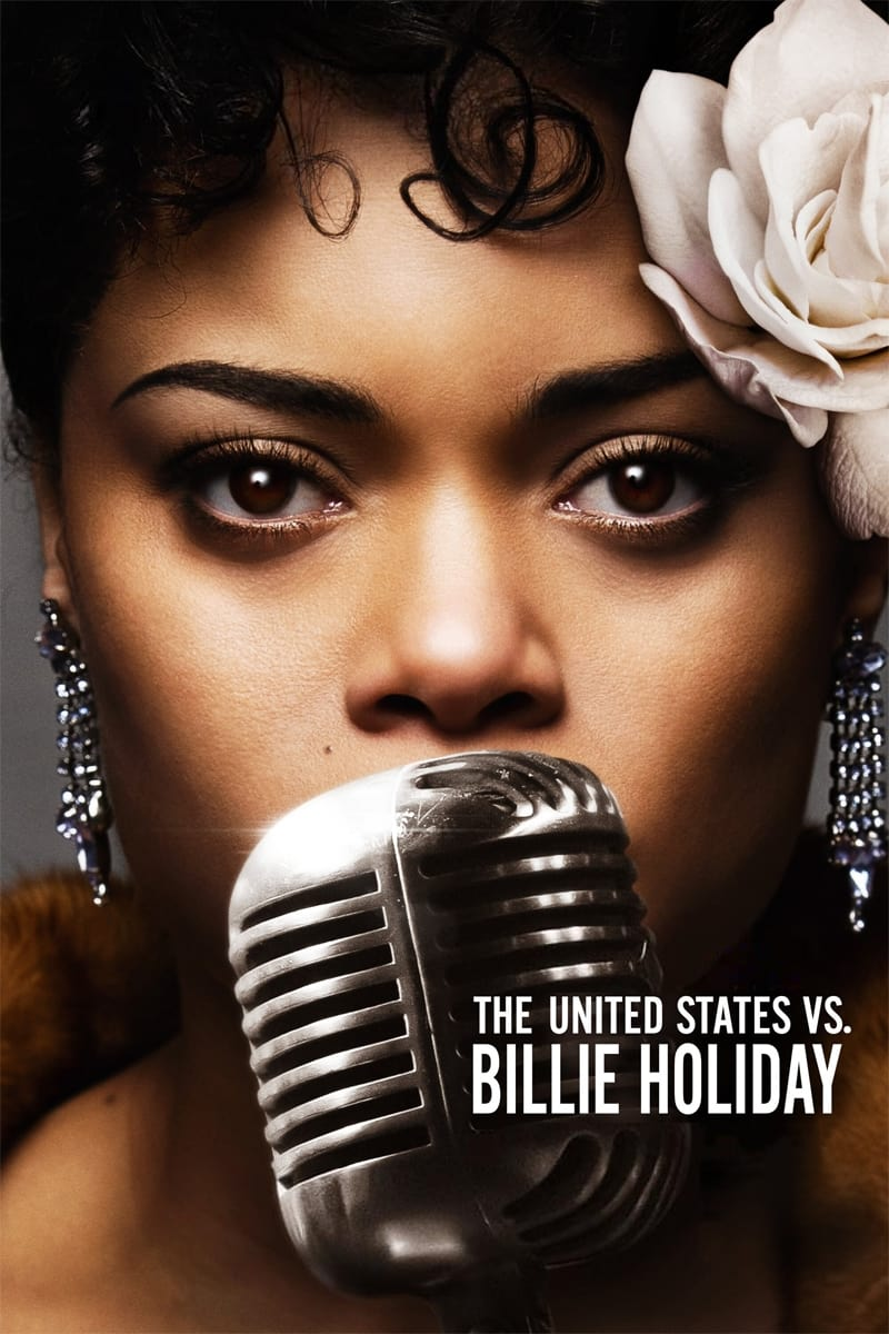 The United States vs. Billie Holiday Legendado