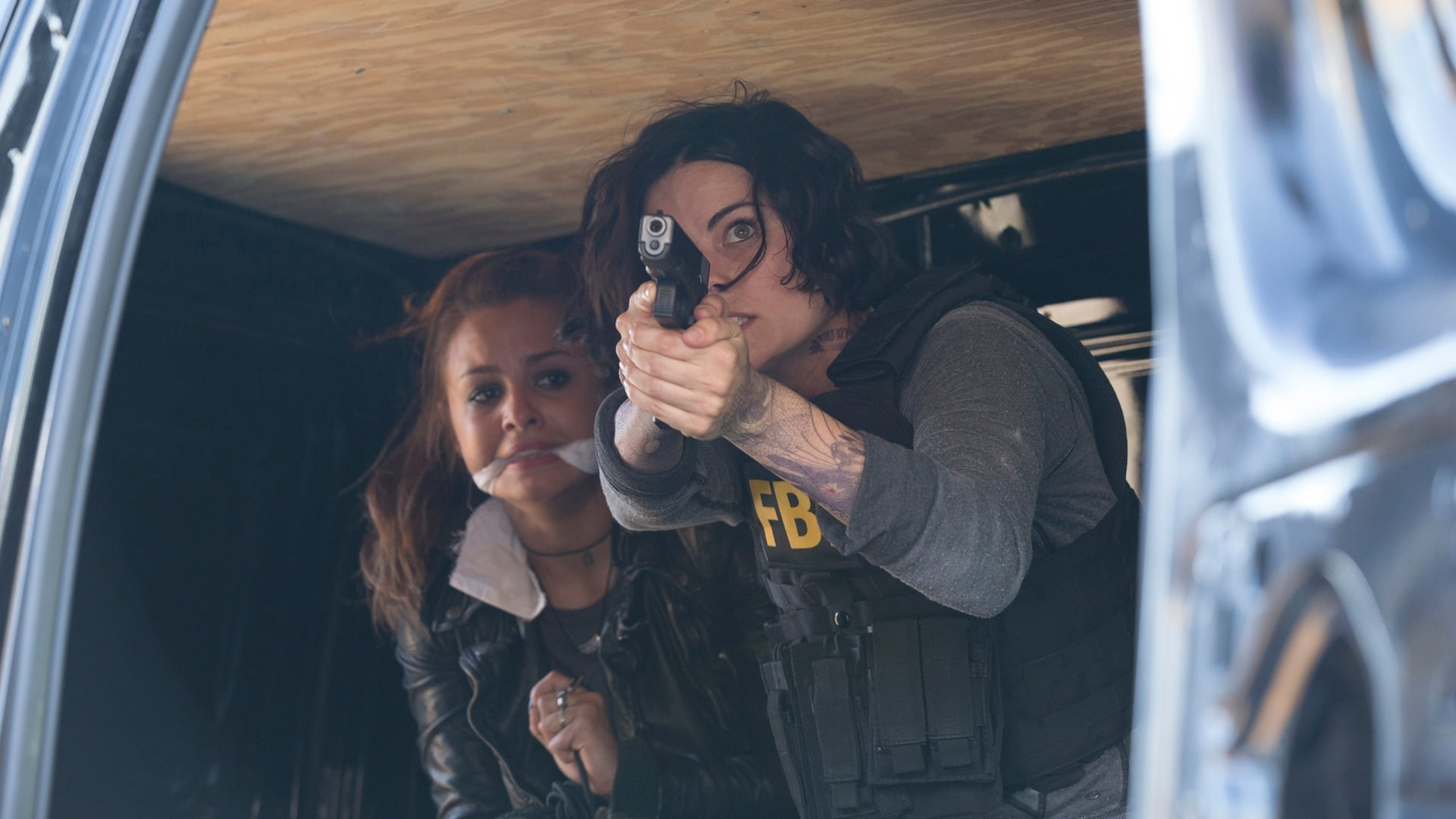 Blindspot Season 1 :Episode 6  Cede Your Soul