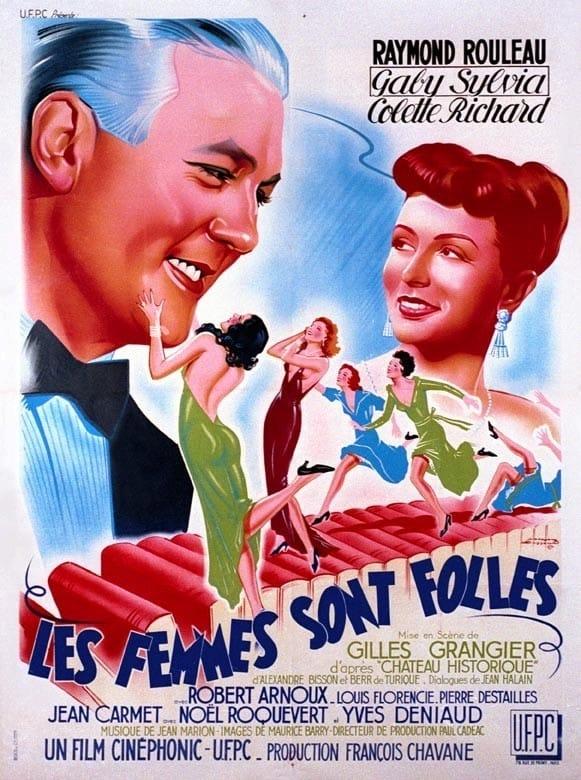 Ver Les Femmes sont Folles Online HD Español (1950)
