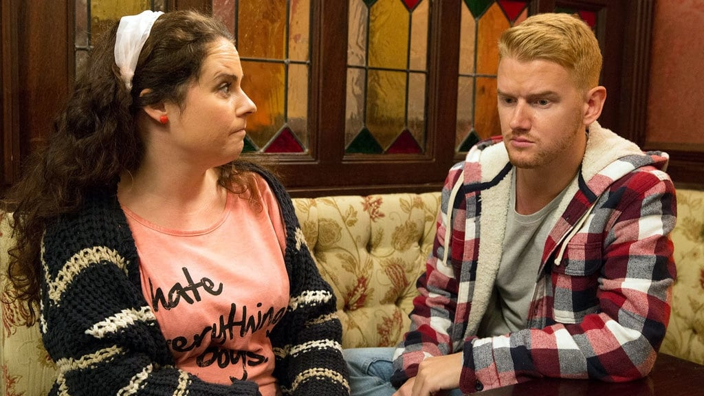 Coronation Street Season 55 :Episode 223  Fri Nov 14 2014, Part 2