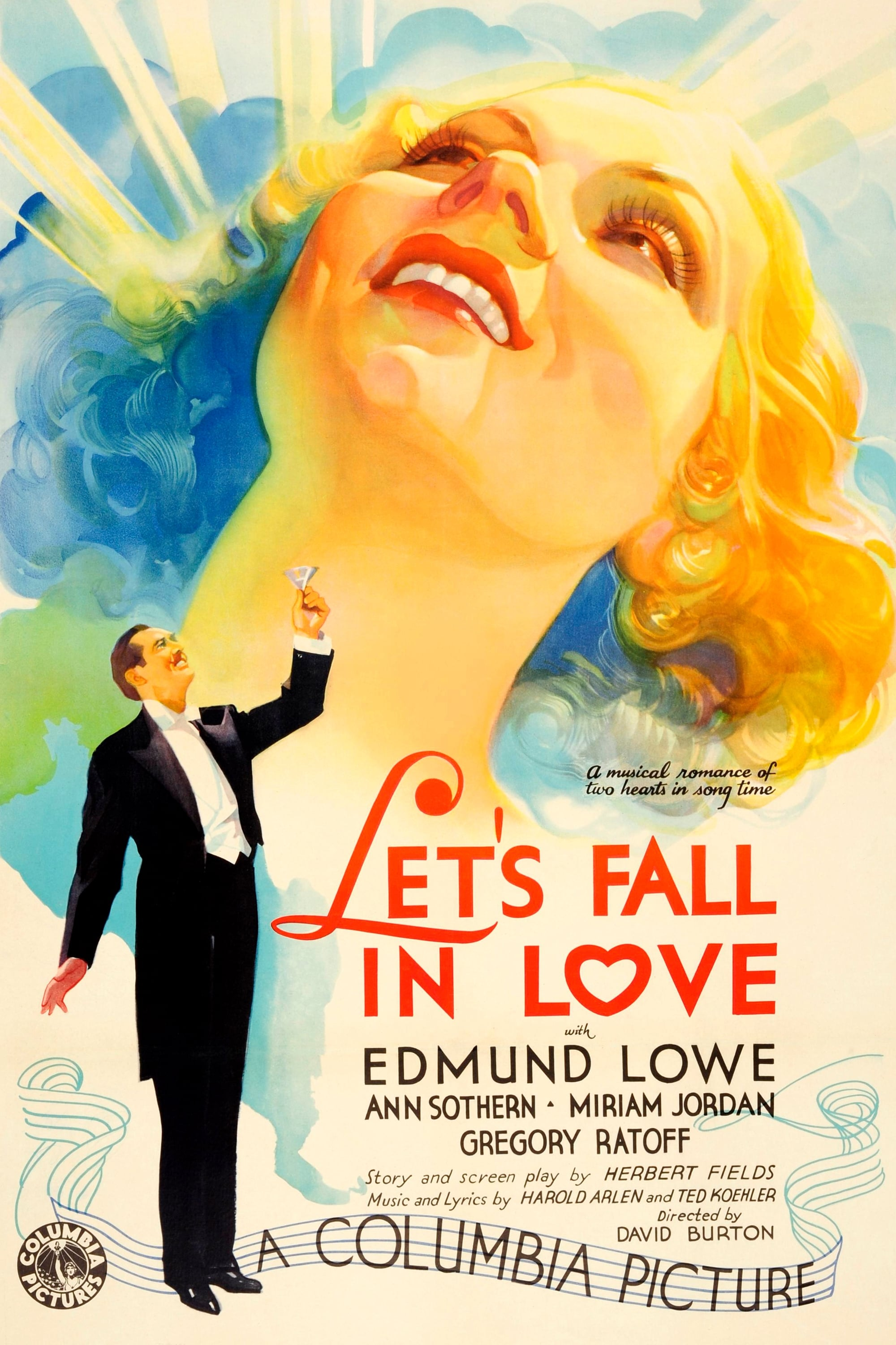 Let's Fall in Love (1933)