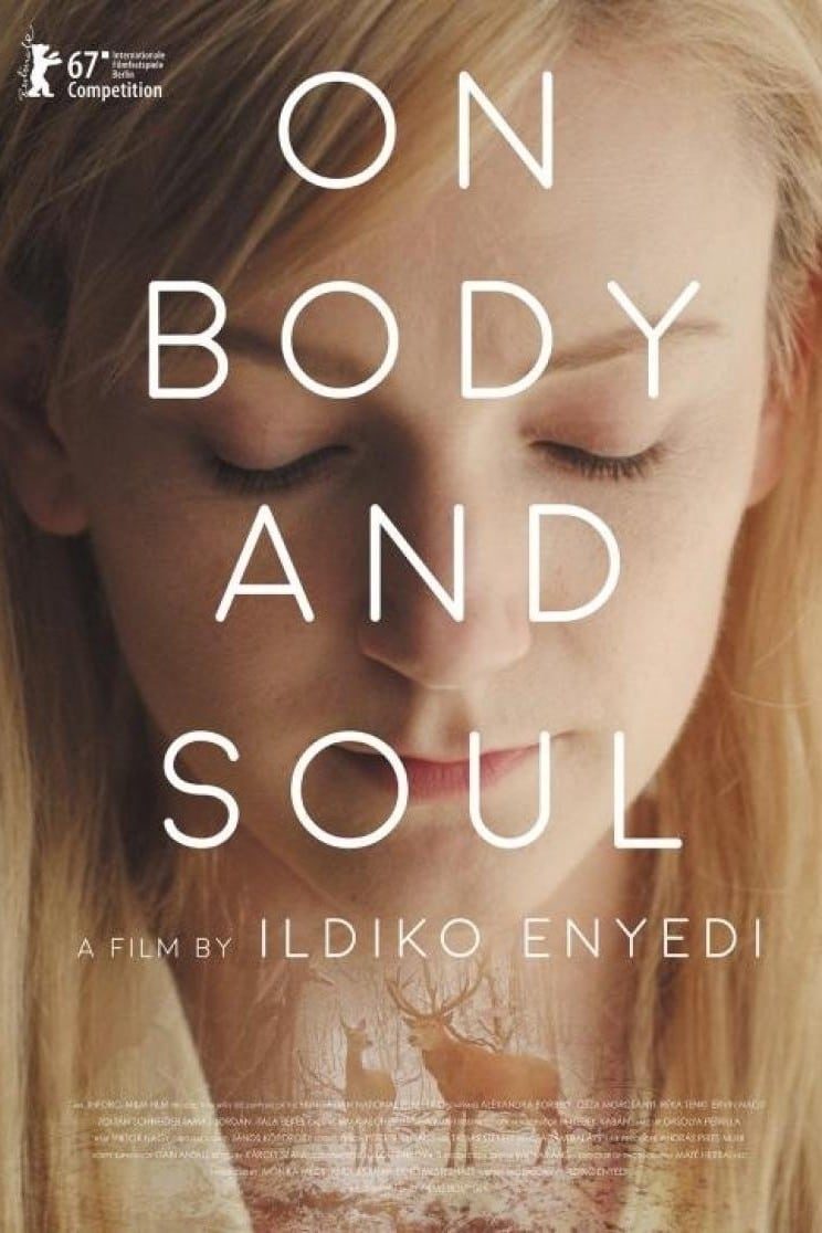 Poster and image movie Film Despre trup si suflet - Testről és lélekről - On Body and Soul - On Body and Soul -  2017