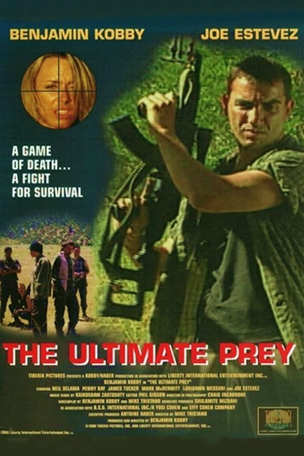 Ver The Ultimate Prey Online HD Español (2000)