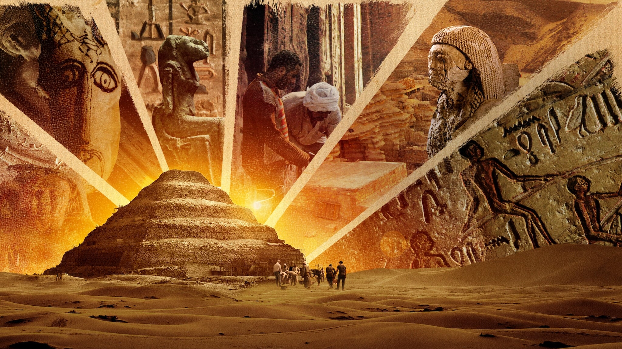 Secrets of the Saqqara Tomb