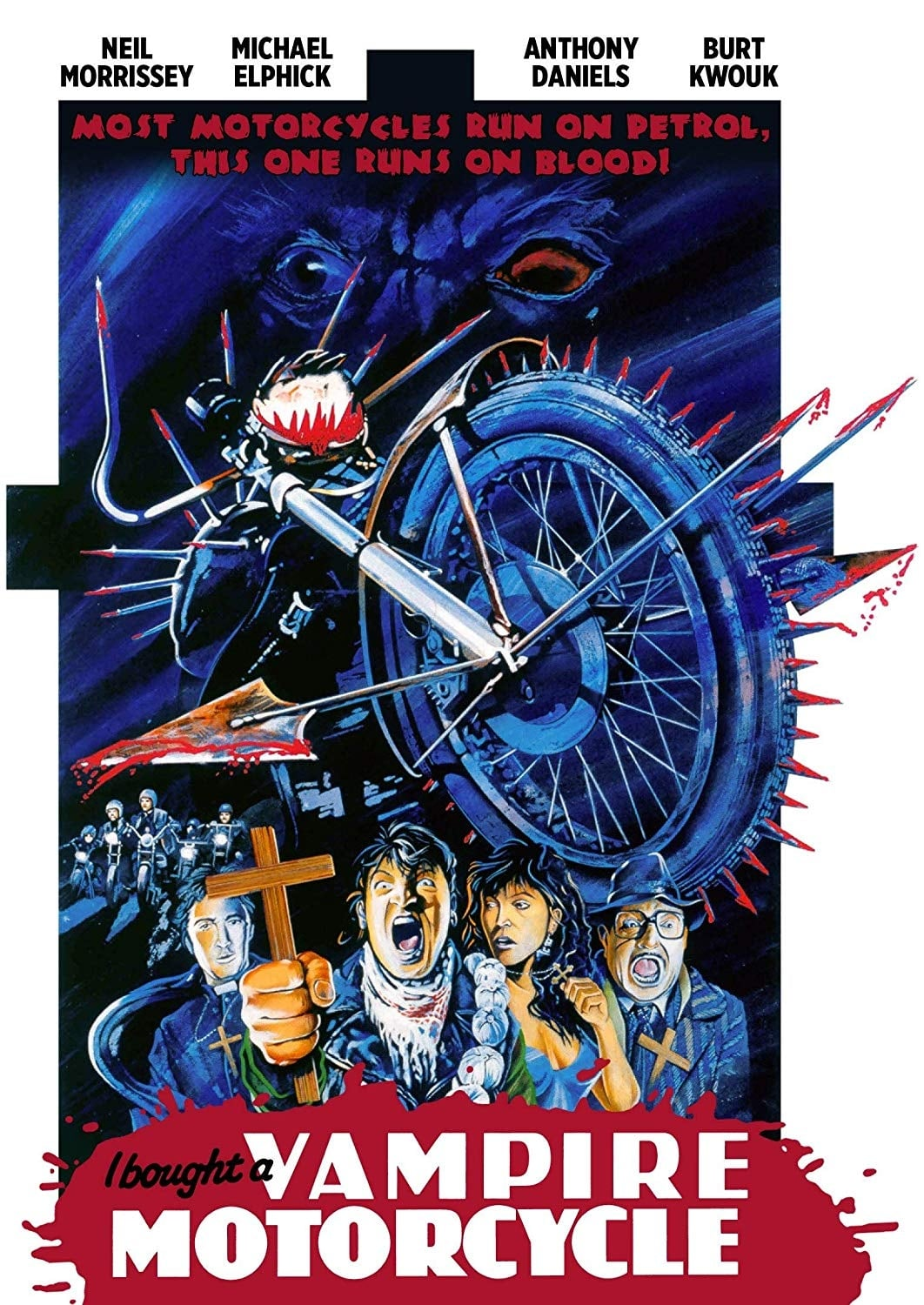 I Bought a Vampire Motorcycle (1990)