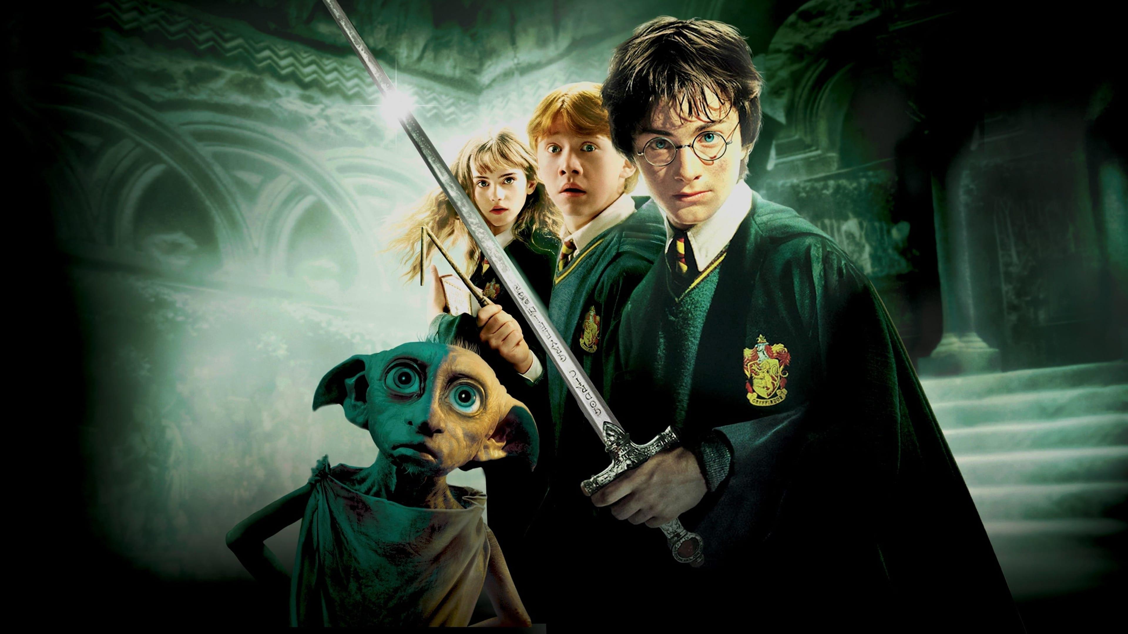 Harry Potter ja salaisuuksien kammio (2002)