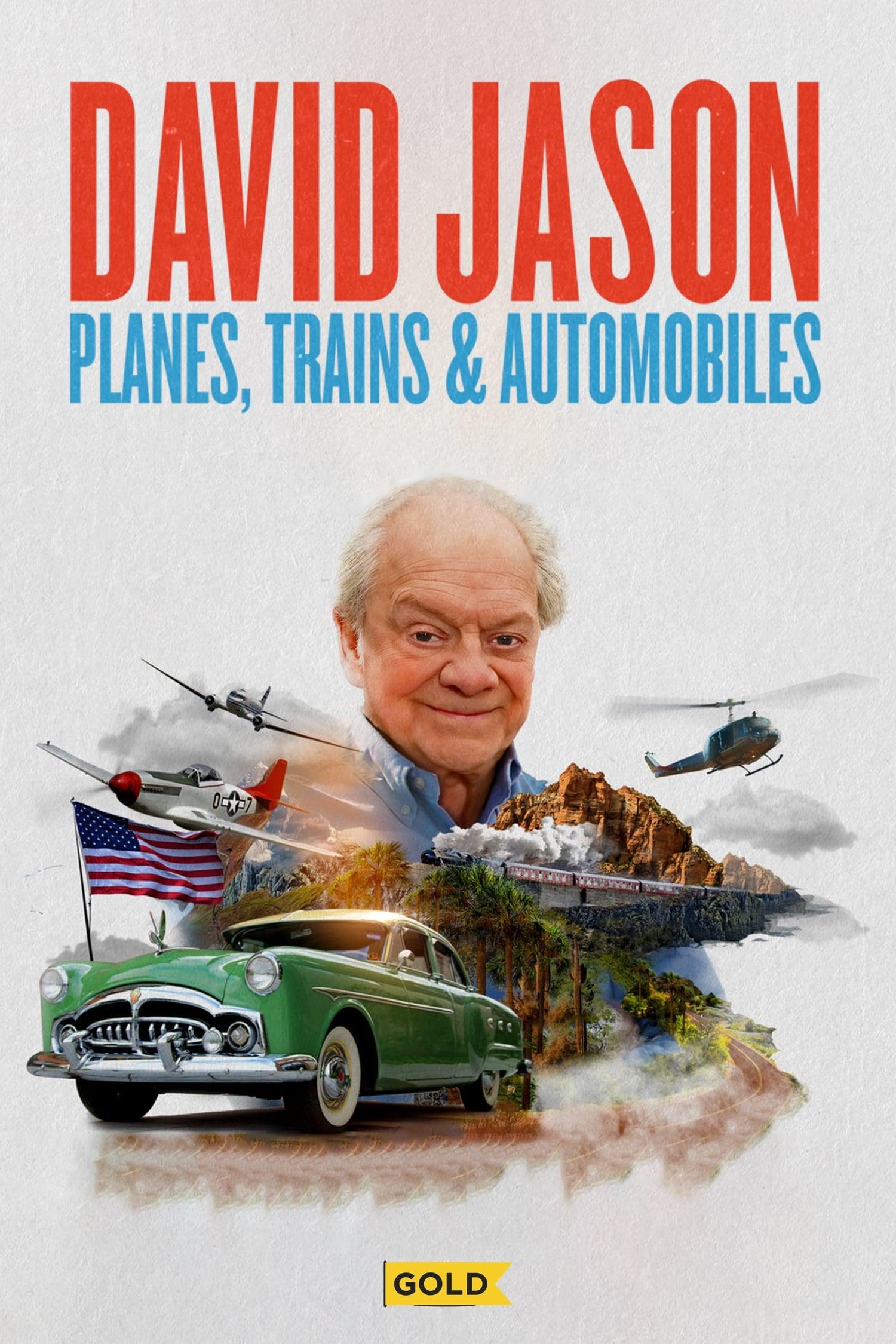 David Jason: Planes, Trains and Automobiles TV Shows About Rain