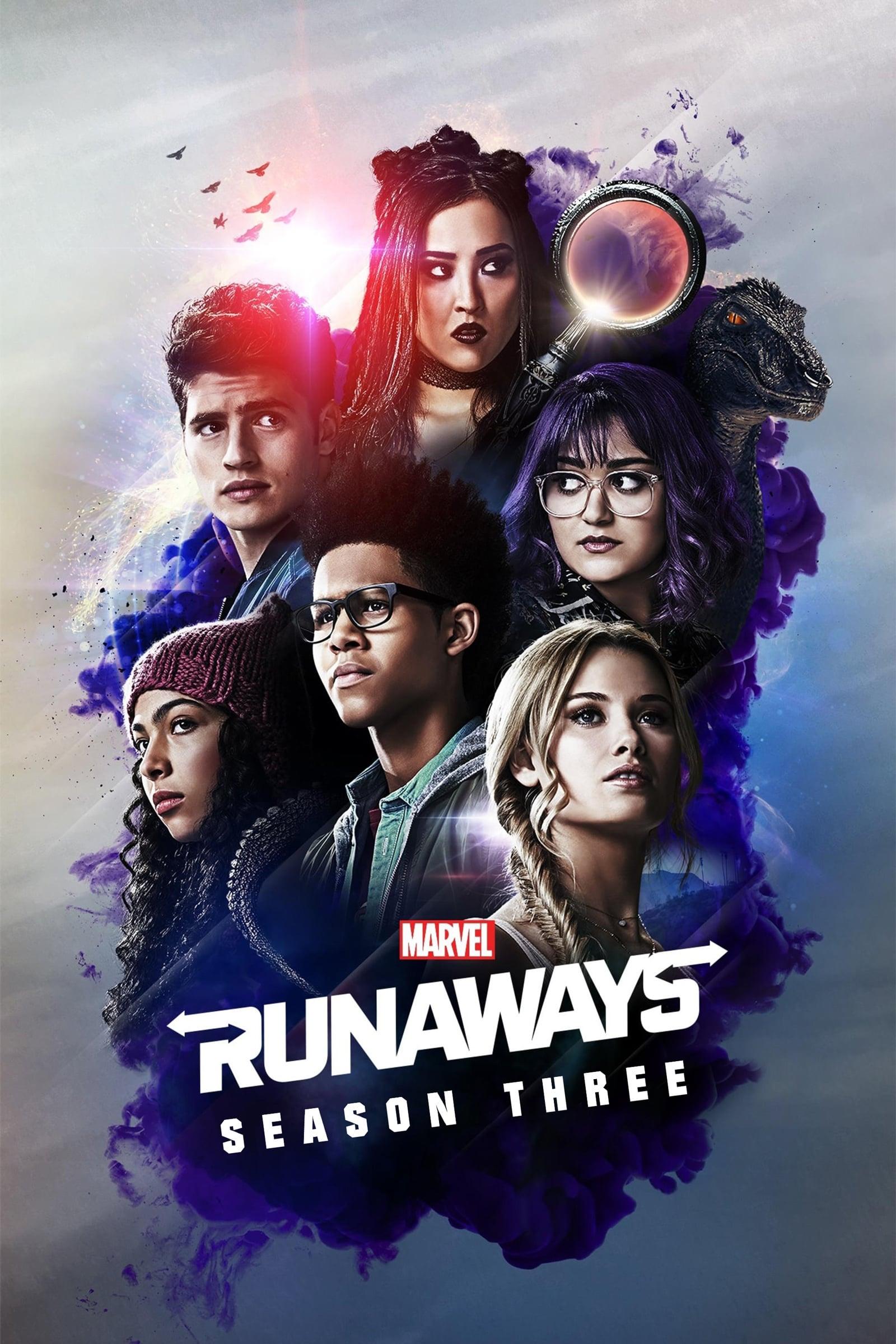 Marvel Runaways Deutsch