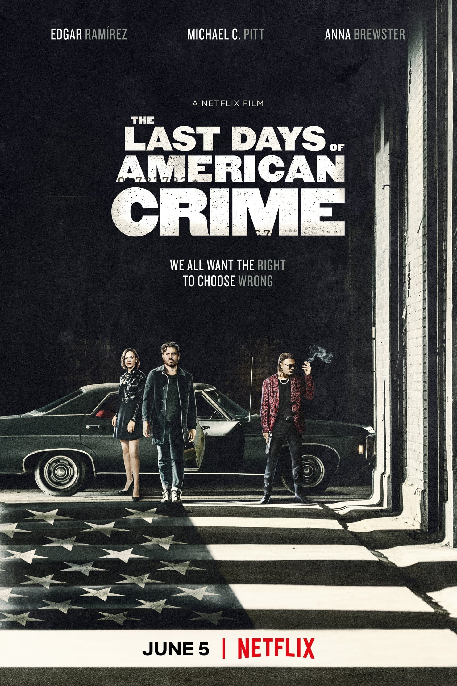 assistir filme the last days of american crime