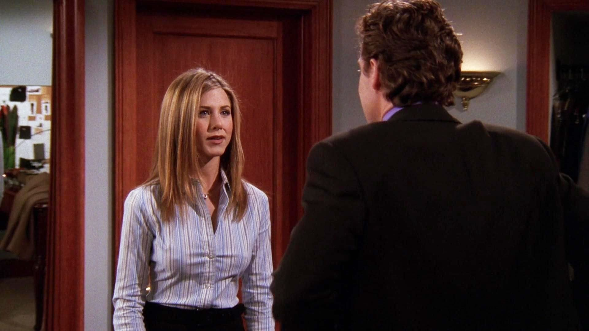 Friends Season 4 :Episode 13  The One with Rachel's Crush