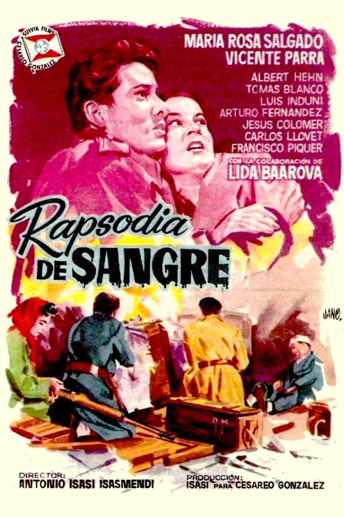 Rapsodia de sangre (1957)